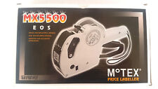 Genuine Motex Mx-5500eos Gun (with Hologram) 8 Digits Made in Korea 5