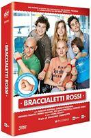 Braccialetti Rossi - Serie Tv  - 1^ Stagione - Cofanetto 3 Dvd + Gadget - Nuovo