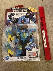 Transformers Generations 30th Anniversary Thrilling 30 Deluxe Class Nightbeat