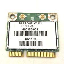 HP ProBook 4525s Mini PCI-E 802.11n Bluetooth Wireless Card 600370-001 Genuine