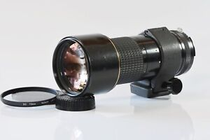 [NEAR MINT] Nikon Ai-s Nikkor ED 300mm f4.5 IF Telephoto MF AIS Lens from JAPAN