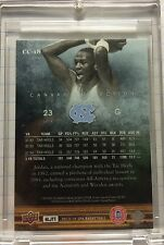 2013 SP Canvas Collection Star Michael Jordan