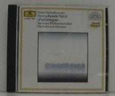419 486-2 Tschaikowsky Symphonie No.6 Pathetique Berlin Philharmoniker Karajan