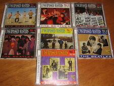 The Beatles - Unsurpassed Masters 7CD Set