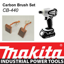 NEW Makita 18V LXT Impact Driver BTD142HW BTD141 Genuine CARBON BRUSH SET CB-440
