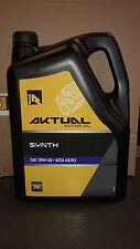 Olio Motore Rhiag Aktual Synth 10w40 - Latta 5 litri