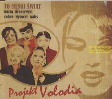 = PROJEKT VOLODIA - TO MESKI SWIAT [COHEN,WYSOCKI,WAITS,BURSA...] / CD sealed