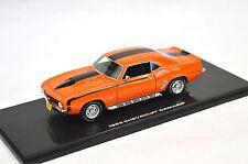CHEVROLET Camaro SS 427 1969 Hugger orange highway 61 43004 1:43 résine modèle