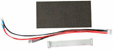 1x P2.5 RGB pixel panel HD video display 64x32 led display module dot matrix SMD