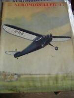 RARE AEROMODELLER SEPTEMBER 1947 MODEL AIRCRAFT C RUPERT MOORE BLACK MAGIC