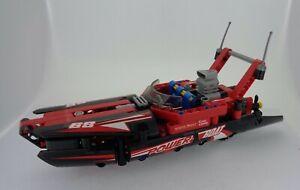 Lego Technic 42089 - Power Boat  No.68 Anchor Bouy Kool Keels