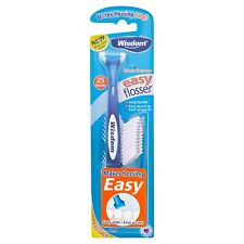 Wisdom Easy Daily Flosser Inc. 25 Refills by Wisdom