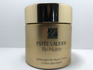ESTEE LAUDER RE-NUTRIV LIGHTWEIGHT CRÈME 16.7OZ/500ML.NEW AUTHENTIC.WITHOUT BOX
