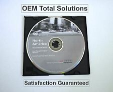 Update 2012 for 2006-12 AUDI A3 RNS-E Navigation DVD disc map 8P0919884BD USA NA