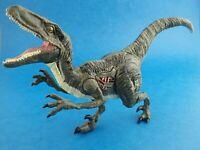 Toy Figure JURASSIC WORLD - VELOCIRAPTOR Lights & Sounds Dinosaur Working Hasbro