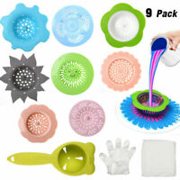12pcs Acrylic Pouring Strainer Silicone Art Pouring Paint Drawing DIY Kids Gift