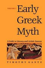 Early Greek Myth: A Guide to Literary and Artistic Sources Volume 2 (Paperback o