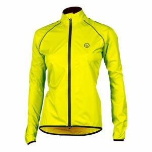 Canari Women's Deluge X Cycling Jacket, Killer Yellow