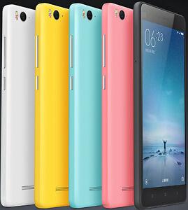 "Android Xiaomi Mi 4c Dual SIM 16&32GB ROM 2GB&3GB RAM 5"" 4G Hexa-core Wifi GPS"