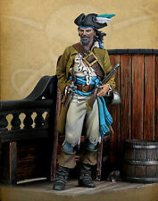 Andrea Miniatures  Pirate with Blunderbuss FIGURE ONLY 54mm ModelUnpainted Kit