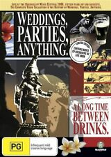 A Weddings, Partiesnything - A Long Time Between Drinks (DVD, 2007)