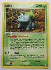 Ditto (Bulbasaur) - 36/113 Ex Delta Species - Pokemon Card