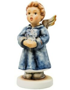 """hummel #2361 annual angel  """"angel pure as snow"""" 4.75""""  """"new from Germany"""""""