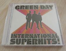 CD ALBUM  INTERNATIONAL SUPERHITS - GREEN DAY 21 TITRES NEUF