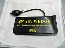 New HUK Black (L) Air Pump Wedge,  PDR, Paintless Dent Removal Free Shipping