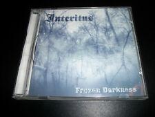 Interitus – Frozen Darkness - CD - 2005 - Elysion