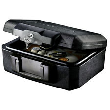 Sentry Safe Fire Proof Chest Security Lock Keyed Money Document Gun Lock Box