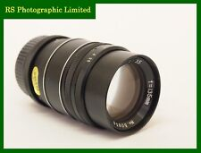 Access SQ 135mm F3.5 Preset Aperture T2 Mount Lens with Nikon Mount,  No U7900