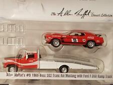 Moffat Racing 1:64th Trans Am Mustang w/Ford F-350 Ramp Truck by Greenlight