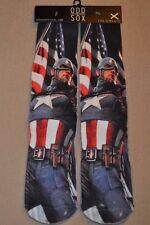 ODD SOX Captain America Marvel Comics Steve Rogers socks Modern Avengers