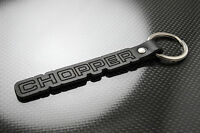 Raleigh CHOPPER Leather Keyring Schlüsselring Porte-clés Retro Mk1 Mk2 70s 80s