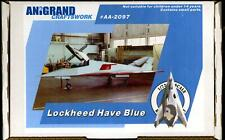 Anigrand Models 1/72 Lockheed Have Blue Stealth Aircraft
