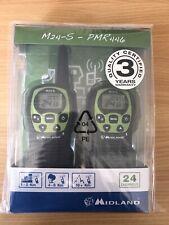 Midland M24-5 PMR446 Two Way Radio