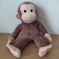 Kohls Cares Curious George Brown Monkey Stuffed Plush