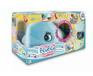 Club Petz BLU BLU the Interactive Baby Dolphin Brand New Sealed