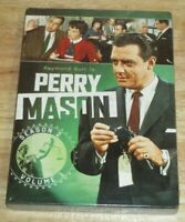 NEW & SEALED Perry Mason Season 2 Volume 1 DVD 4 Disc Box Set