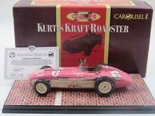 Carousel 1 Bob Sweikert / John Zink Special Kurtis Kraft Roadster 1955 Indy 500