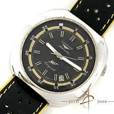 Rare Longines Conquest Diver Hi Beat Automatic Vintage Watch
