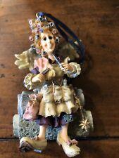 "Boyds Collection ""Madge Magic Scissors� Hair Dresser Mint Condition W/ Box"