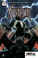 Venom Vol 4 #1 Cover A 1st Print Regular Ryan Stegman Cover Rex Cates