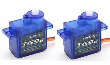 Turnigy TG9d Digital Micro Servo 21T 1.8kg/.09sec/9g for Park Flyers 2pcs