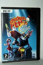 DISNEY CHICKEN LITTLE ASSO SPAZIALE! USATO PC DVD VERSIONE ITALIANA RS2 41428