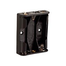 Boitier Coupleur pour 3 PIles 1,5 Volt R6 / LR6 Contacts à Souder