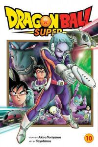 Dragon Ball Super, Vol. 10 (Dragon Ball Super) by Akira Toriyama