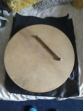"""18"""" Bodhran With Beater, I think this is quite old but not had much use."""