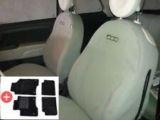 [OFFERTA] Fodere su Misura Fiat 500+Tappetini Moquette Set Completo Cordura 41